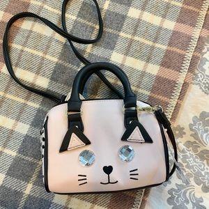 Betsey Johnson kitty purse